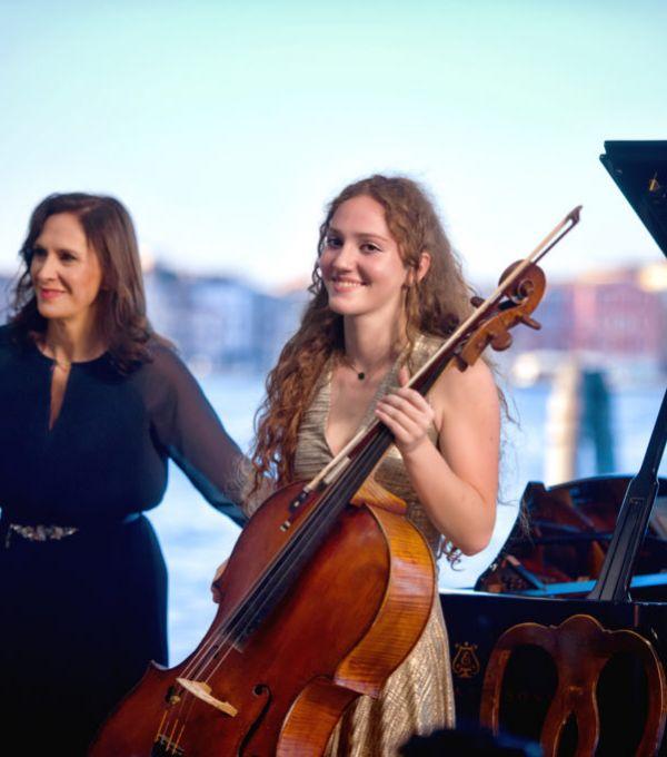 Erica Piccotti e Monica Cattarossi