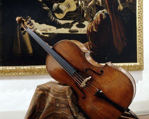 35816 Antonio Stradivari 1682 Violoncello