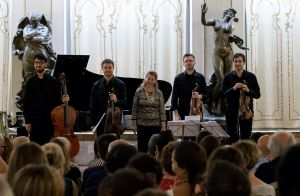 Zilberstein, Quartetto Prometeo