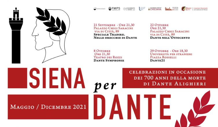 Siena per Dante